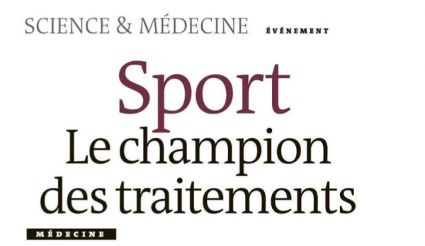 sport cancer enfant
