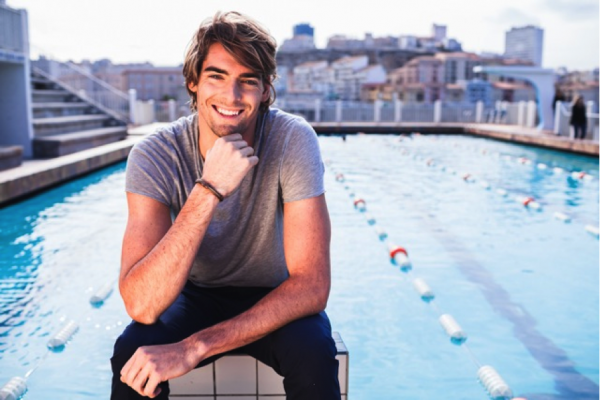 camille lacourt enfant cancer